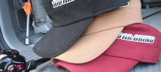 キープキャスト…イベント用帽子の完成。